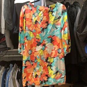 Trina Turk Dresses - Trina Turk Los Angeles Silk Dress